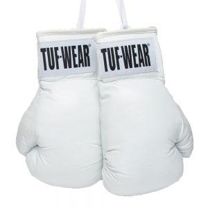 Tuf-Wear Autograph Gloves – White