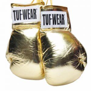 Tuf-Wear Autograph Gloves – Gold