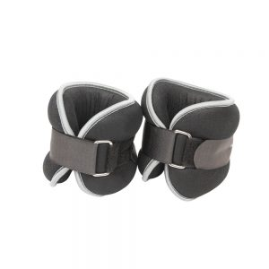 Fitness-Mad Neoprene Wrist/Ankle Weights [0.5kg. 1kg or 2kg]
