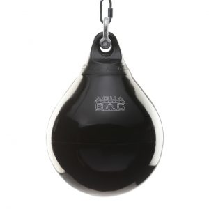 Aqua Punching Bag – Black [9″, 12″, 15″, 18″, 21″]