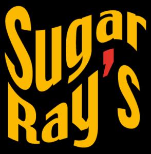 Sugar Rays Logo Print 294x300