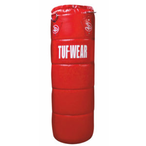 Tuf-Wear PU Quilted Punchbag 4FT – Red