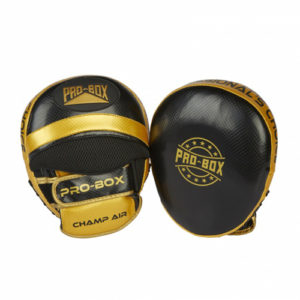 Pro-Box Champ Air Pads – Black/Gold