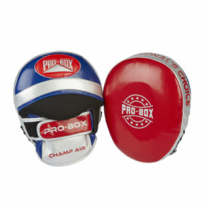 Pro-Box Champ Air Pads – Red/Blue