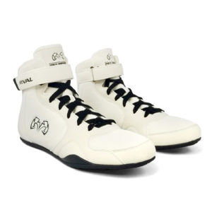 Rival RSX-Genesis Lo-Top Boxing Boot – White/Black