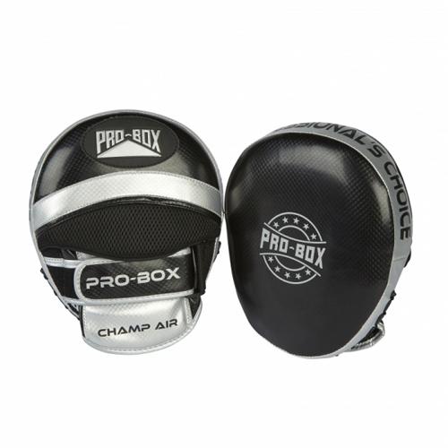 Pro-Box Champ Air Pads – Black/Silver