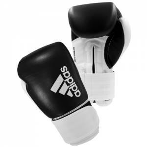 Adidas Hybrid 200 Boxing Gloves – Black/White