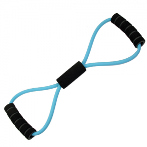 Fitness Mad Figure 8 Resistance Band – Light