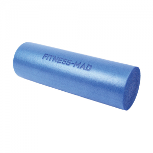 Fitness Mad 45cm Foam Roller – Blue
