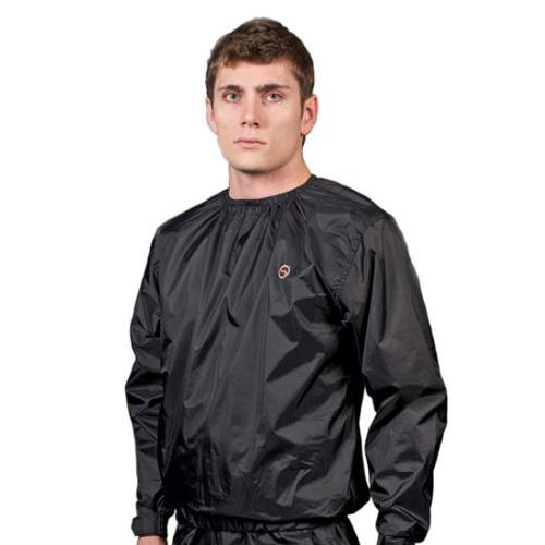 Swelter Original Sweat Suit – Black/Orange