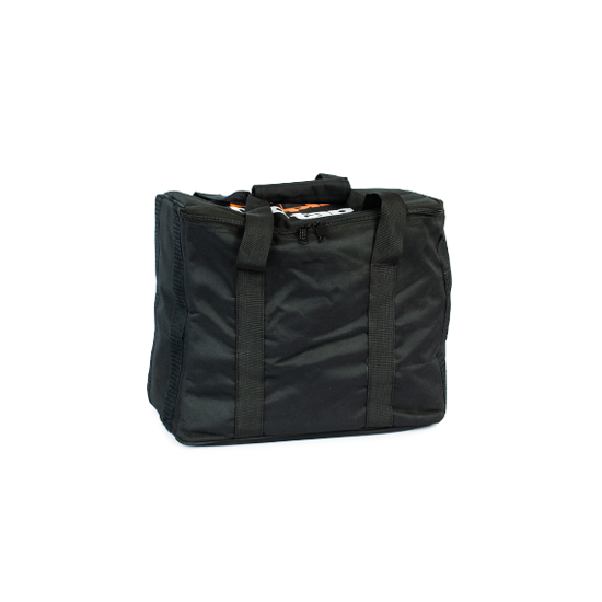 Empire Pro Fight Corner 3 in 1 Bag – Black with Wheels