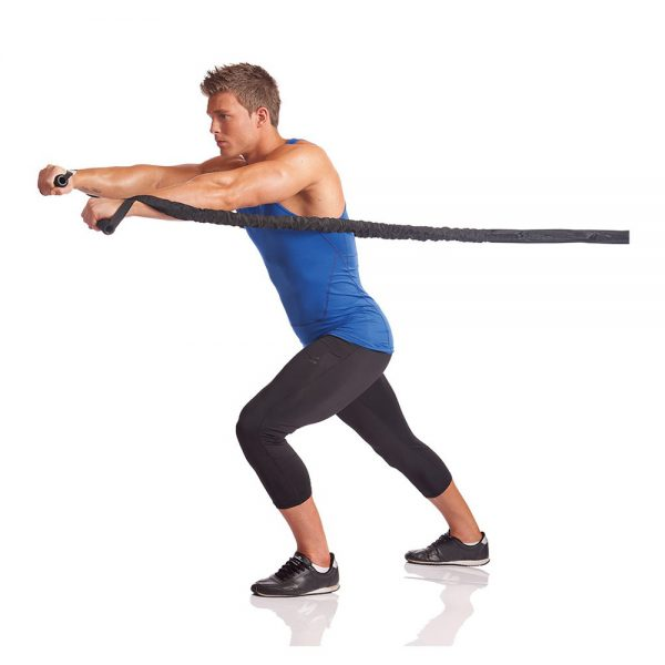 Body Sculpture Resistance Body Trainer – Black