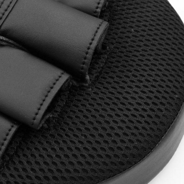 Adidas Adult Glove & Pad Boxing Kit – Black/White