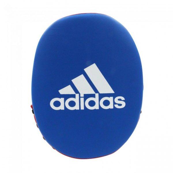 Adidas Kids/Junior Glove & Pad Boxing Kit – Blue/Red