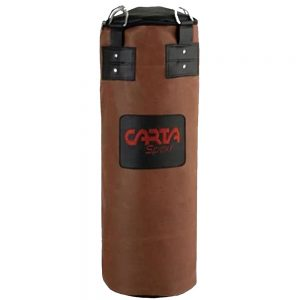 Carta Sports Heavy Duty 4ft Punch Bag – Authentic Brown
