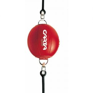 Carta Sports Leather Floor to Ceiling Ball – Red