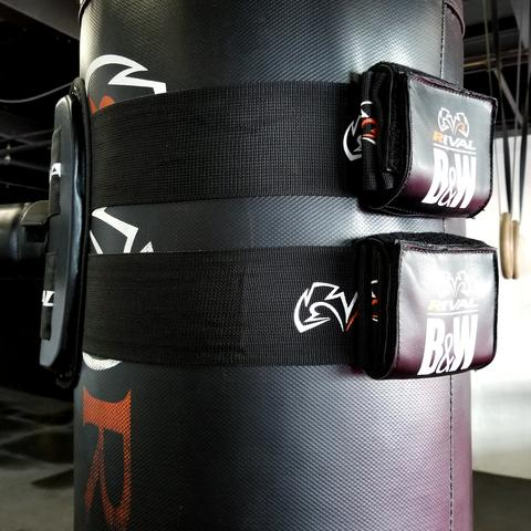 Rival Boxing Bob And Weave Spar Bar Punch Bag