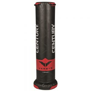 Century Versys V.SPAR.1 Fight Simulator 4ft Punch Bag – Black/Red