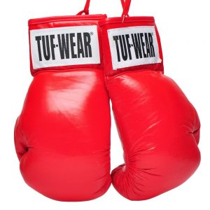 Tuf-Wear Autograph Gloves – Red