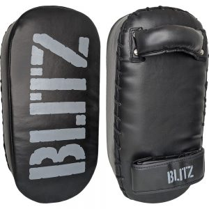 Blitz Club Thai Pads – Black