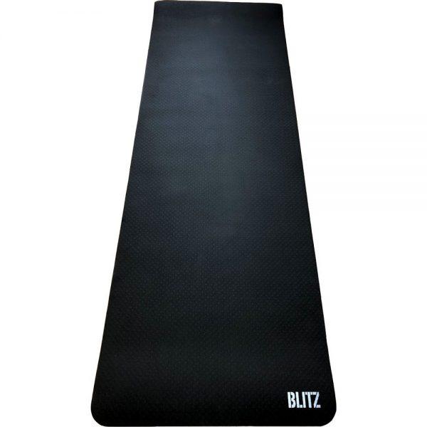 Blitz Yoga/Exercise Mat – Black