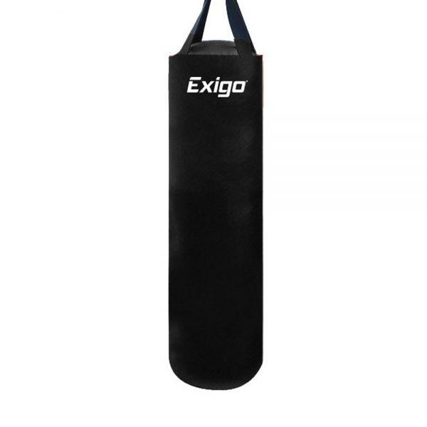 Exigo 4ft PU Straight Bag – Black
