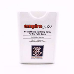 Empire Pro Pocket Sanitiser Spray