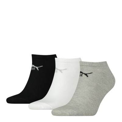 Puma Sneaker 3PR Pack Crew Socks – Assorted