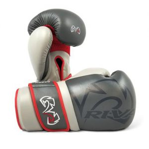 Rival RS80V Impulse Bag Gloves – Grey/White/Red