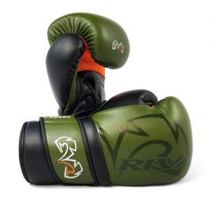 Rival RS80V Impulse Bag Gloves – Khaki Green