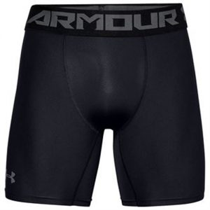 Under Armour Mid Compression Shorts – Black