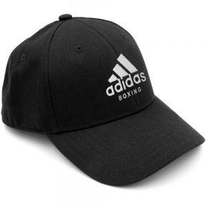 Adidas Snapback Boxing Cap – Black