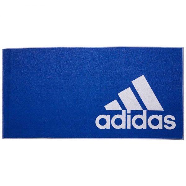 Adidas Towel Royal Blue/White – Large