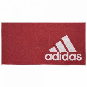 Adidas Towel Red/White – Large