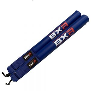 BXR Premium Precision Training Sticks – Blue
