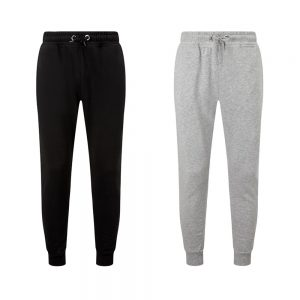 TriDri Fitted Joggers – Black or Grey
