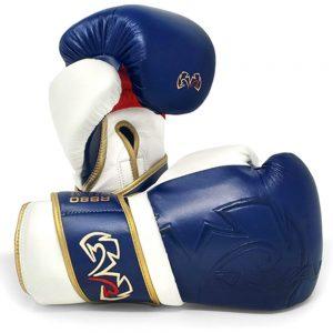 Rival RB80 Impulse Bag Gloves – Blue/White/Gold