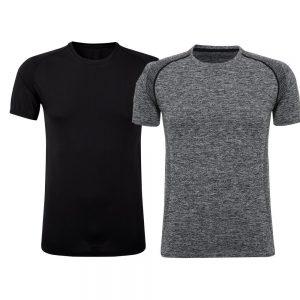 TriDri® Seamless '3D Fit' Multi-Sport Performance Short Sleeve Top
