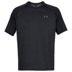 Under Armour Tech Short Sleeve T-Shirt – Black
