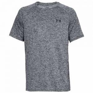 Under Armour Tech Short Sleeve T-Shirt – Grey