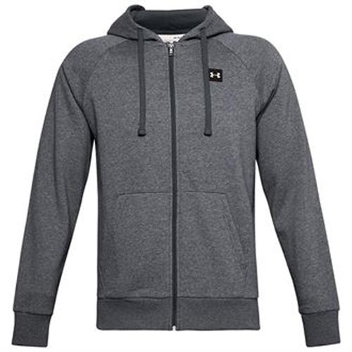 Under Armour Rival Fleece Zip-Up Hoodie – Grey