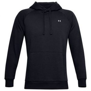 Under Amour Rival Fleece Hoodie – Black