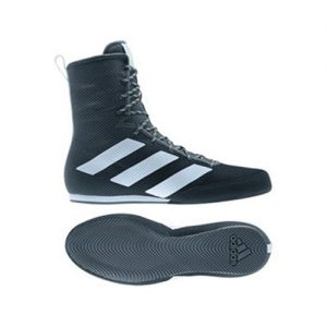 Adidas Box Hog 3 Boxing Boots – Legacy Blue