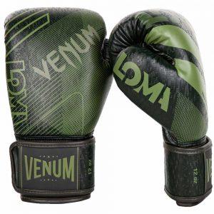 Venum Commando Boxing Gloves – Loma Edition Khaki