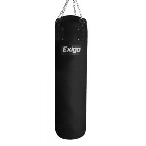 Exigo Legacy Pro 4ft Punch Bag – Black