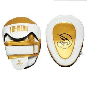Tuf Wear Victor Gel Curved Hook & Jab Pad