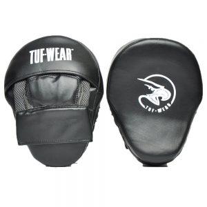 Tuf Wear Starter Curved Focus Pads – Black