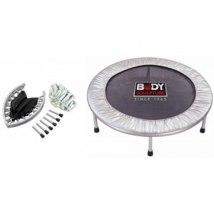 Body Sculpture Folding Trampoline 36″ Diameter