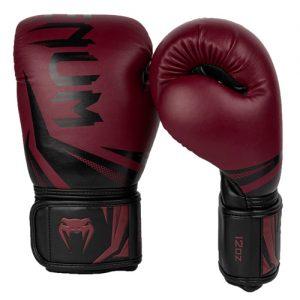 Venum Challenger 3.0 Boxing Glove – Bordeaux