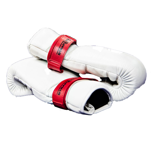 Strap and Seal Lace-Up Boxing Glove Converter